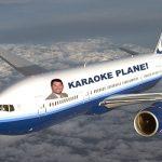 Karaoke Plane