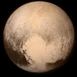 Pluto from New Horizon craft 20150714